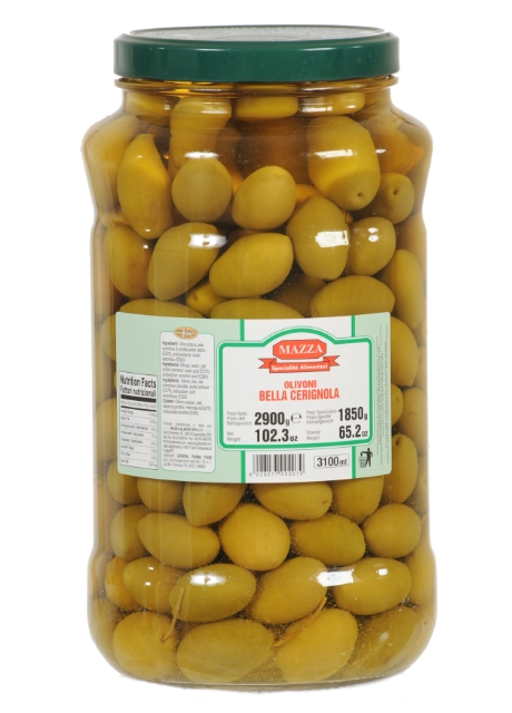 olives bella - MAZZA